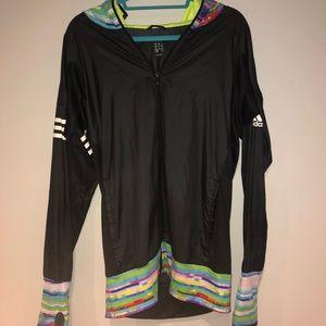 Adidas windbreaker training jacket